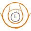 Shimano Dura-Ace BC-9000 - Câble de frein - revêtement polymère orange